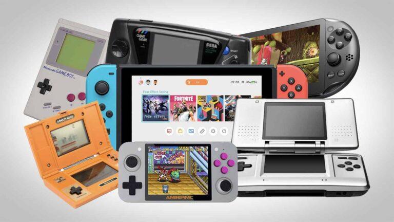 Газета The Guardian назвала Nintendo Switch лучшей портативной консолью всех времён!