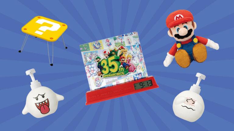 Японский 7-Eleven запускает лотерею с наградами по Super Mario!