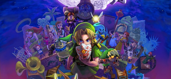 Появился невероятный спидран Zelda: Majora's Mask!