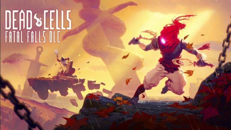 Вышло новое DLC для Dead Cells