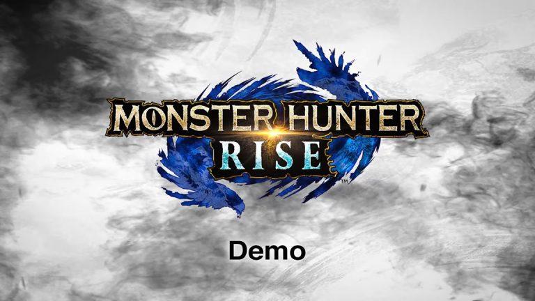 "Демо Monster Hunter Rise ""положило"" сервера eShop"