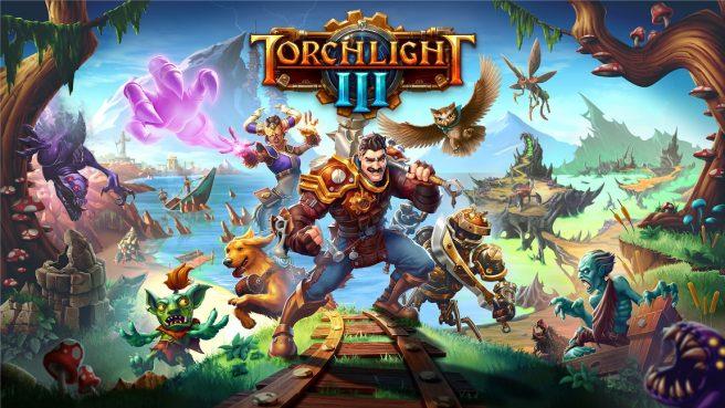 Обновление Torchlight III уже доступно на Switch (версия 1.5.101759)