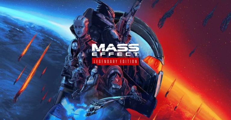 Mass Effect Legendary Edition может выйти на Switch