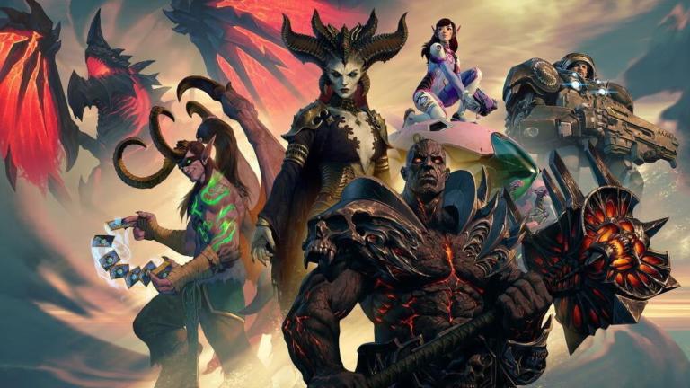 Подробности BlizzConline и год релиза Overwatch 2