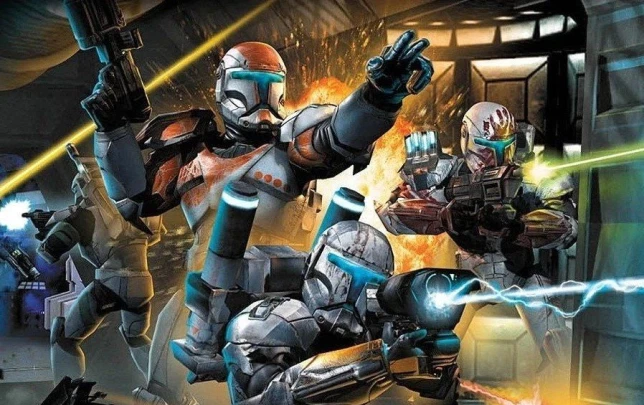Star Wars: Republic Commando выйдет на Switch