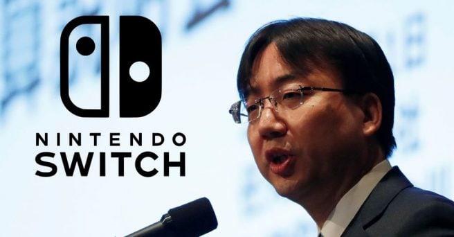 Сюнтаро Фурукава дал интервью по поводу жизненного цикла Nintendo Switch.