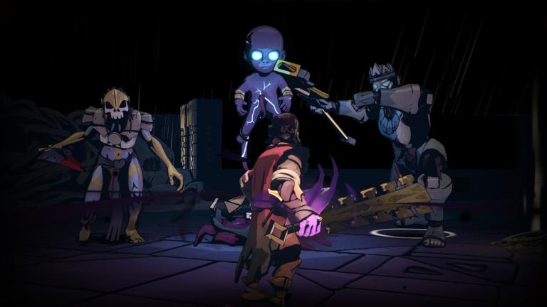 Релизный трейлер и геймплей Curse of the Dead Gods