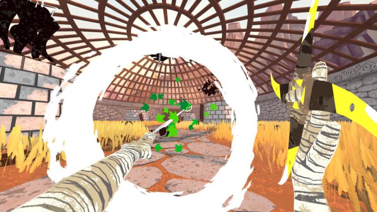 Анонсирован экшен от Devolver Digital – Boomerang X