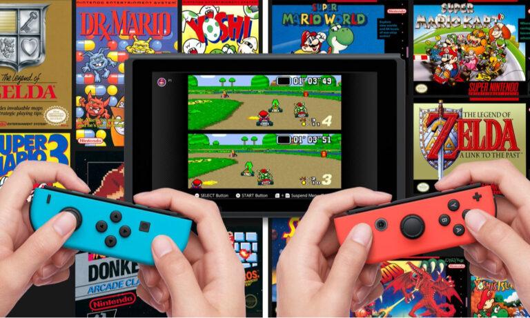 Февральские игры для подписчиков Nintendo Switch Online