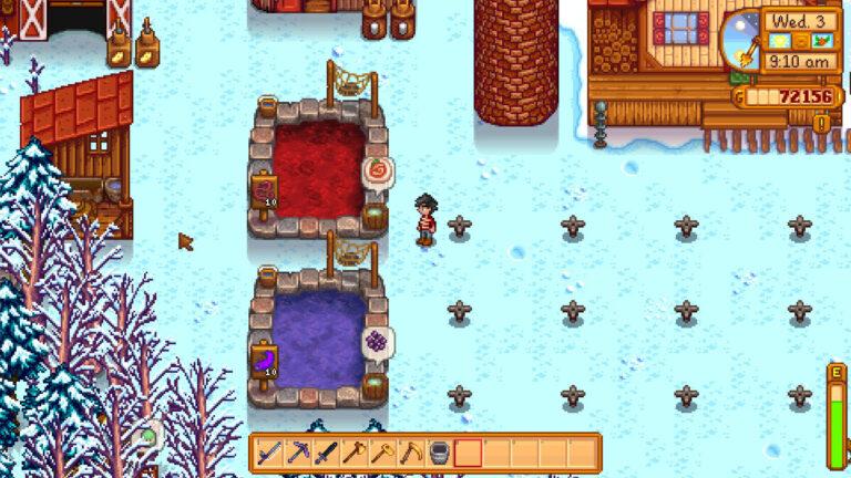 Новый патч для Stardew Valley находится на одобрении у Nintendo