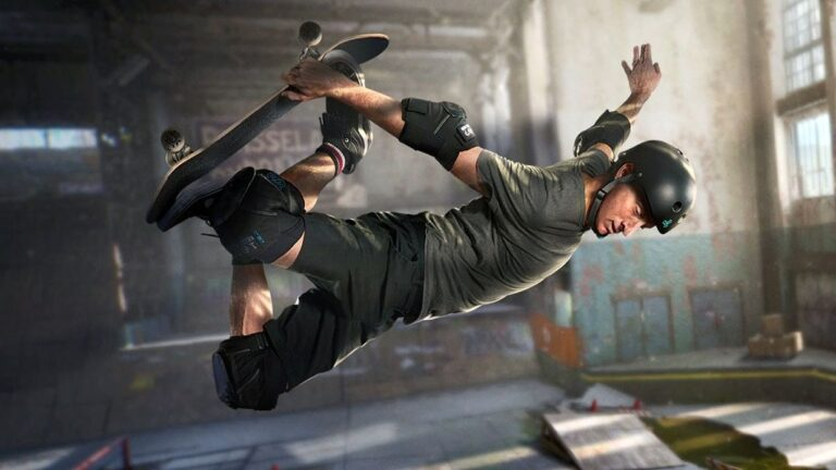 Tony Hawk's Pro Skater 1 и 2 выйдет на Switch!