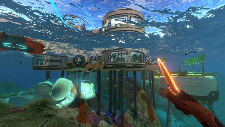 Subnautica и Subnautica: Below Zero выйдут на Switch 14 мая
