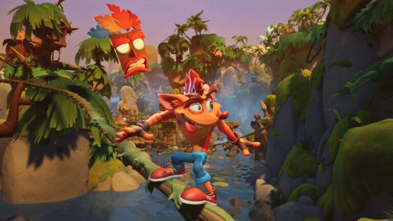 Crash Bandicoot 4: It's About Time вид физ. издания и технические характеристики