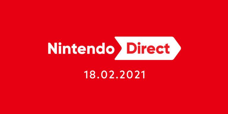 Полноценный Nintendo Direct покажут 18 февраля!
