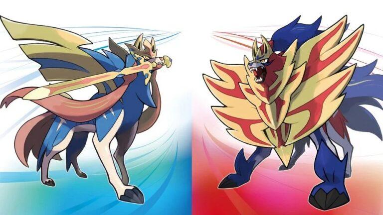 Pokemon Sword и Shield берёт новые высоты!