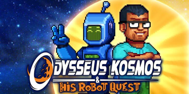 Odysseus Kosmos and his Robot Quest: Adventure Game — обзор