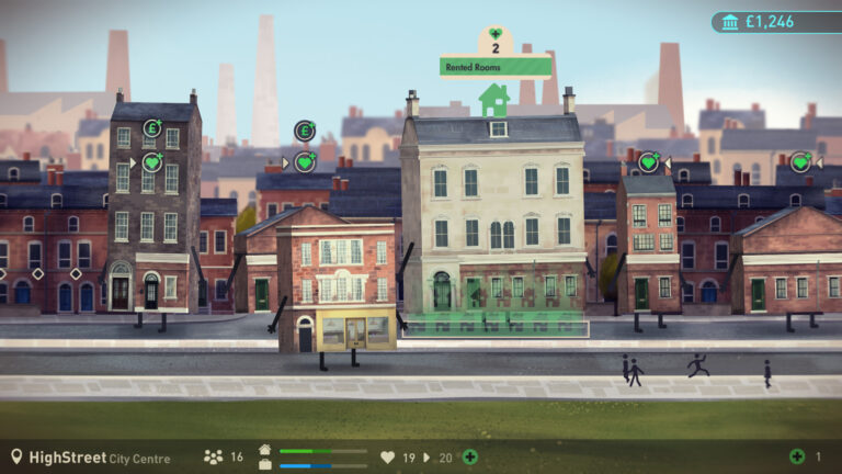 Buildings Have Feelings Too! выйдет на Switch в марте.