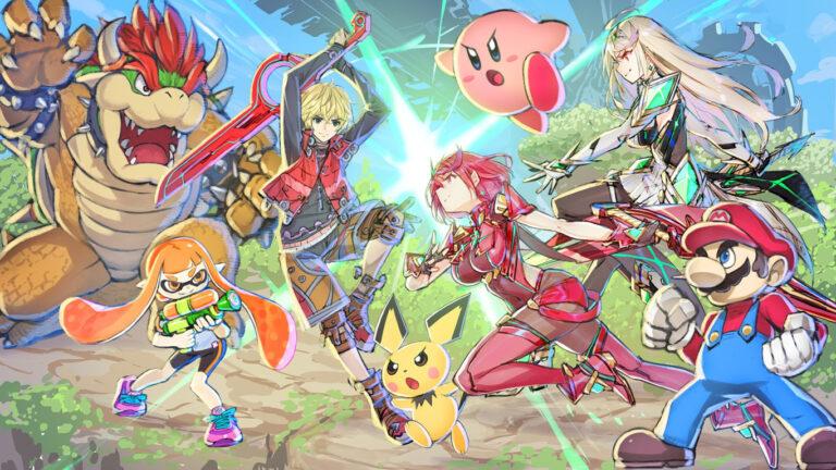 Анонсы с Nintendo Direct