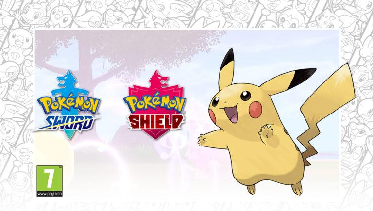Получите поющего Пикачу в Pokemon Sword/Shield!