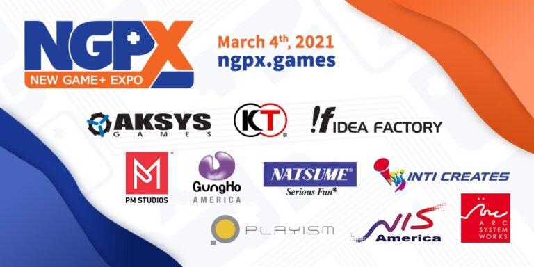 New Game + Expo возвращается 4 марта