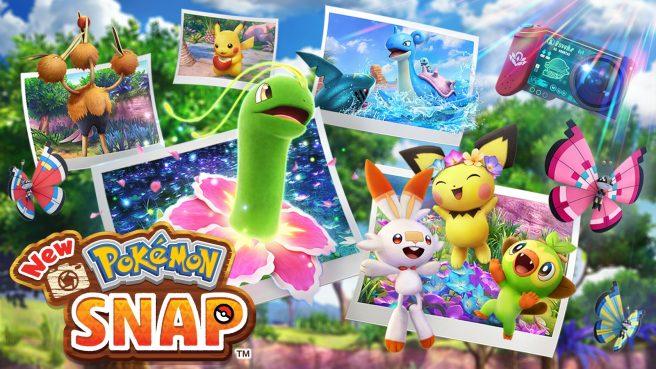 New Pokemon Snap и её новый трейлер
