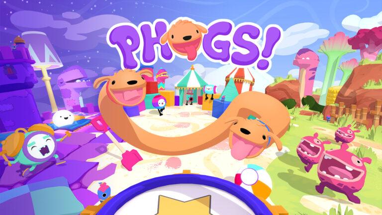 """PHOGS! – Самая """"доступная"""" игра на Switch?"""