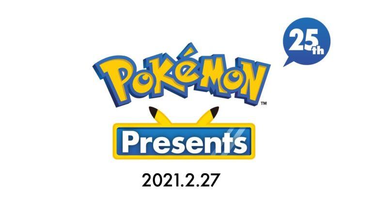 Новая презентация от компании Pokemon пройдет 26 февраля
