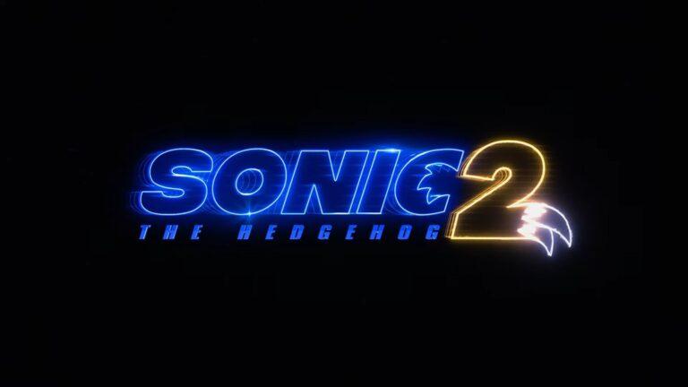 Соник 2 выйдет в прокат 8 апреля 2022 года