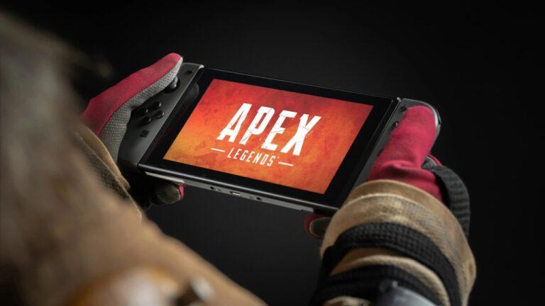 Гемплейный трейлер Apex Legends на Switch