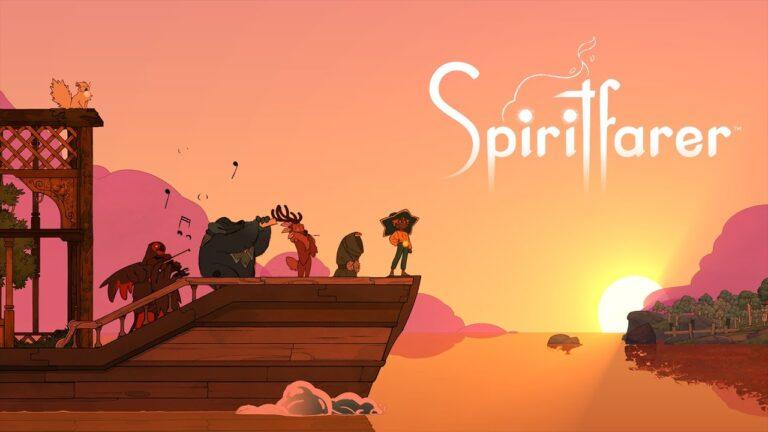 Spiritfarer получила свежее обновление на Switch + информация о предстоящем контенте