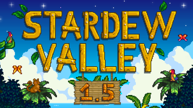 Глобальное обновление 1.5 для Stardew Valley уже доступно на Nintendo Switch!