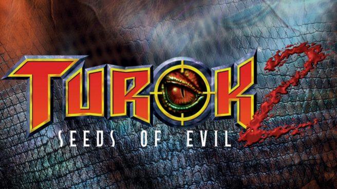 Turok 2 обновился на Switch