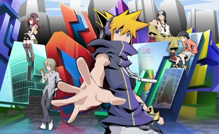 Square Enix показали опеннинг аниме по TWEWY!