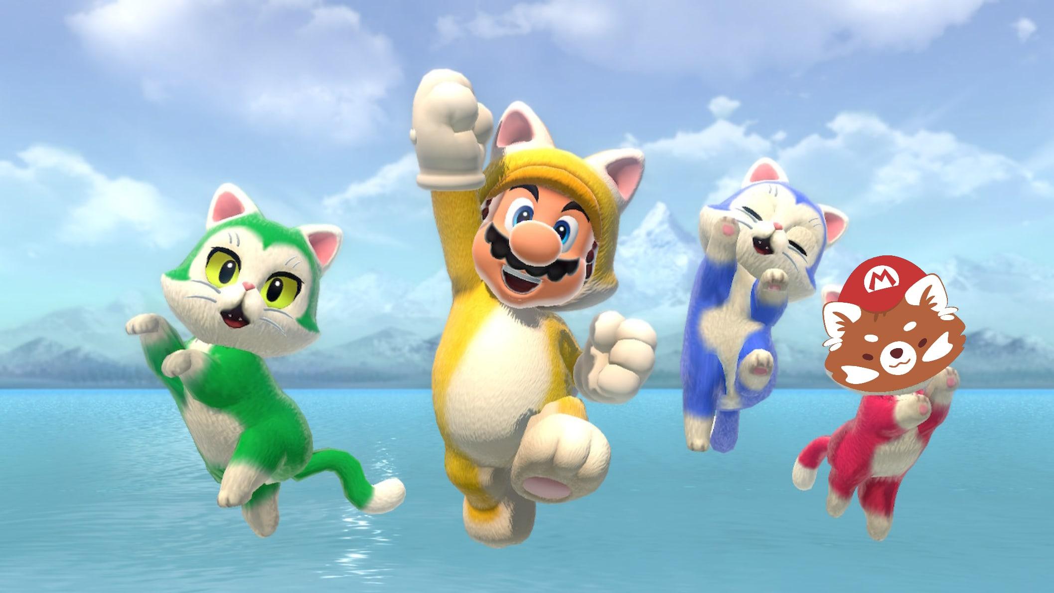Обзор Super Mario 3D World + Bowser's Fury – двойное удовольствие