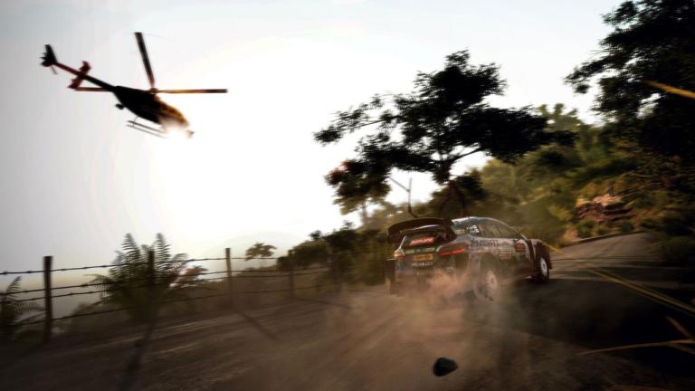 Релизный трейлер WRC 9
