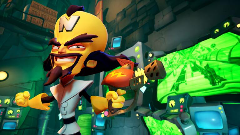 Read more about the article Релизный трейлер, технический анализ и геймплей Crash Bandicoot 4