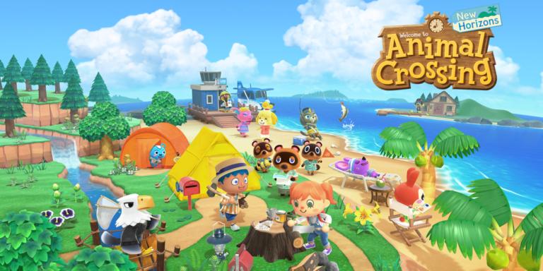 Animal Crossing New Horizons стала самой продаваемой игрой Nintendo в Европе