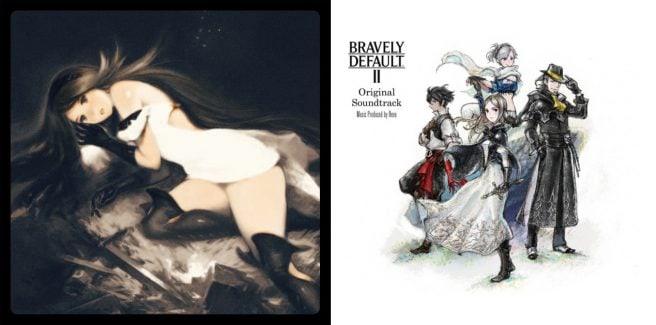 OST Bravely Default и Bravely Default II официально появился в Spotify