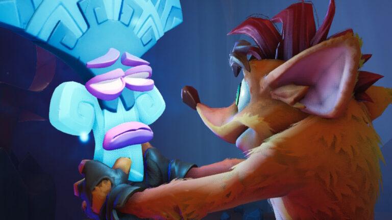 Обзор Crash Bandicoot 4: гори гори моя…