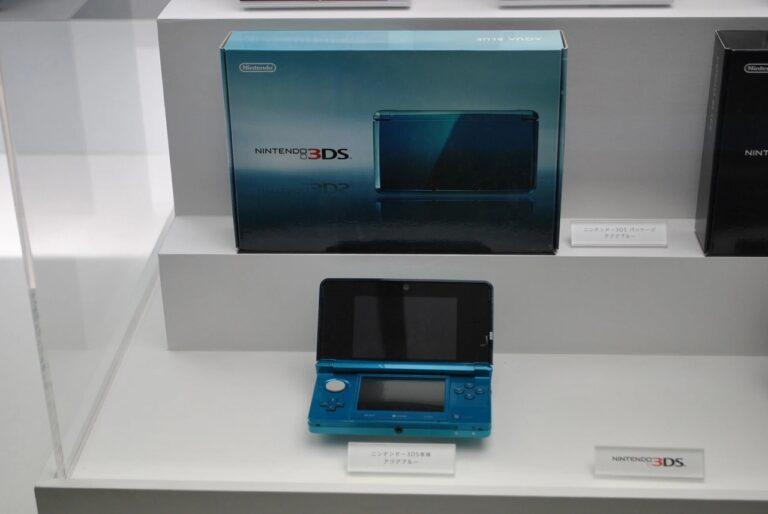 """Nintendo прекращает ремонт """"оригинальной"""" линейки 3DS"""