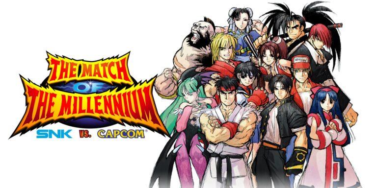 SNK vs. Capcom: Match of the Millennium — обзор