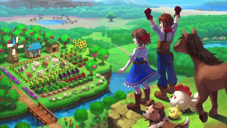 Harvest Moon: One World – позор игровой индустрии