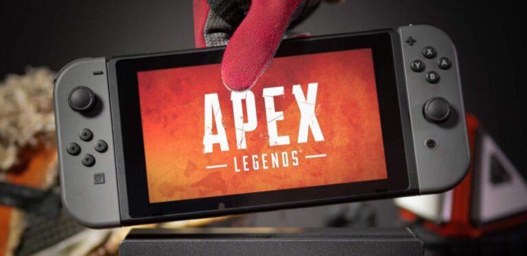 Apex Legends выйдет на Switch утром 10 марта