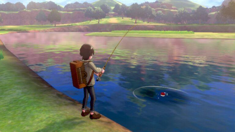 Pokemon Company анонсировали приманку для рыбы в тематике Покемонов!