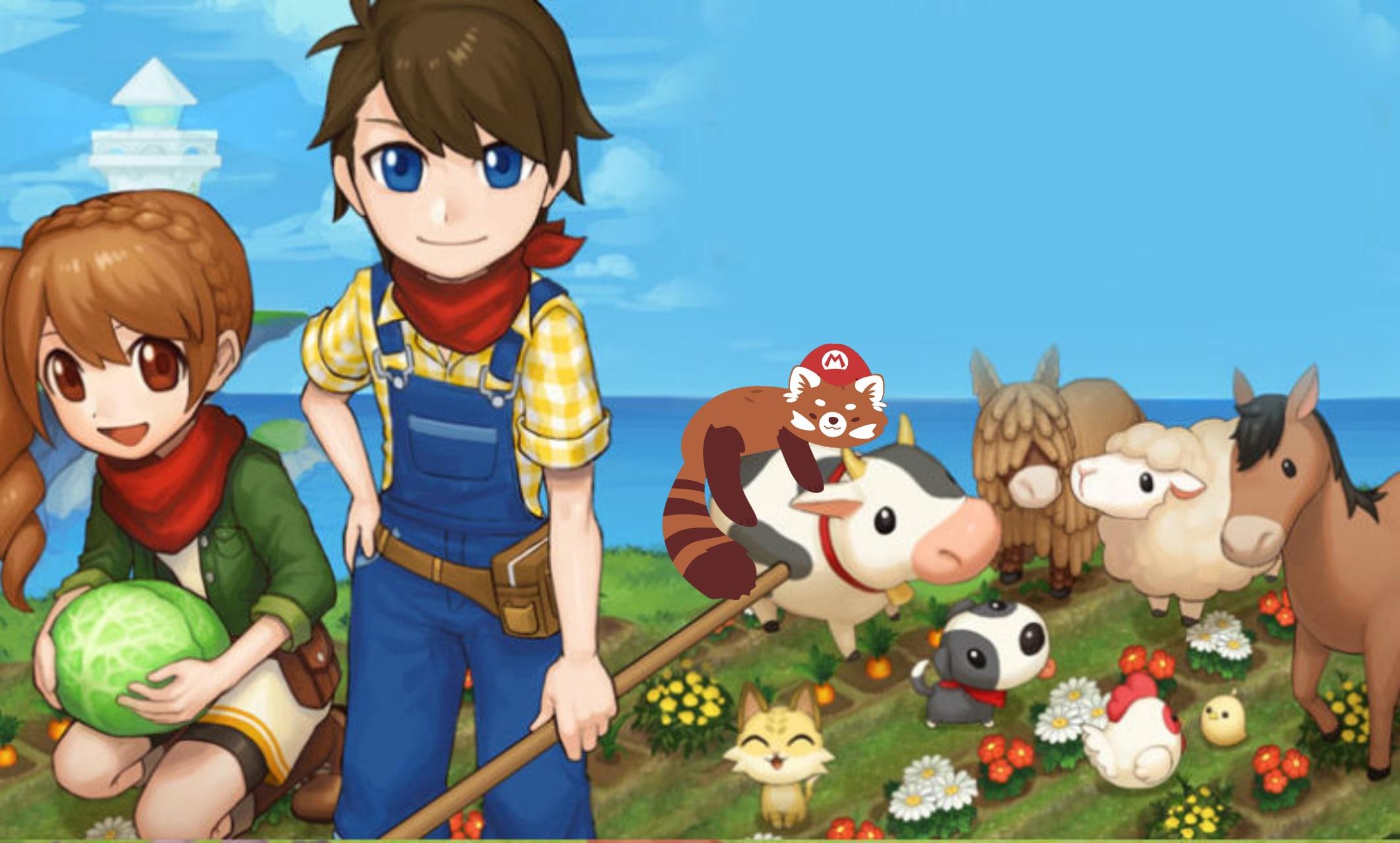Видеообзор Harvest Moon: One World – позор игровой индустрии
