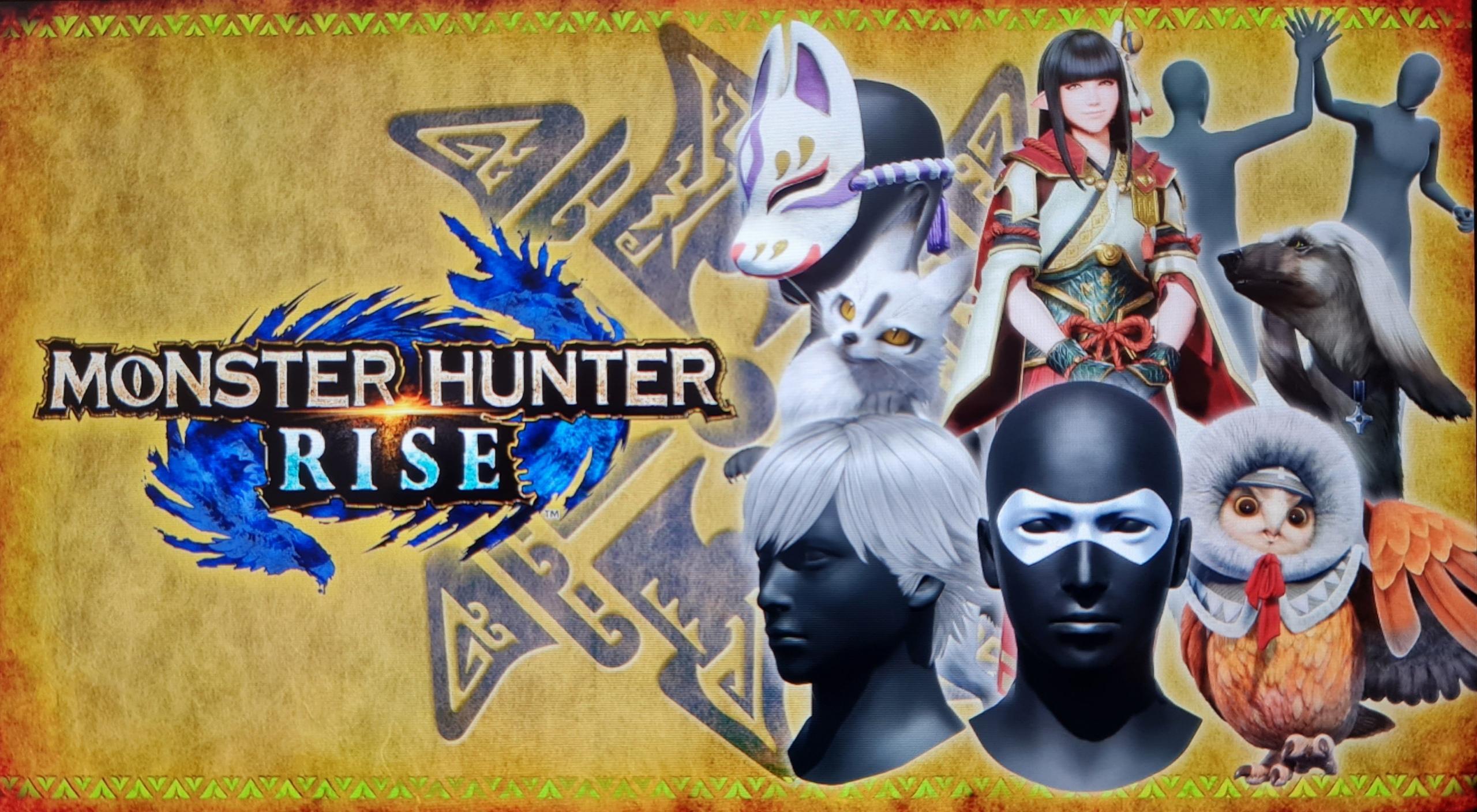 DLC для Monster Hunter: Rise может сломать файл сохранения