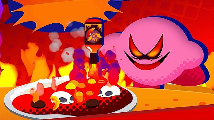 Тематический рисунок к годовщине Kirby Star Allies!
