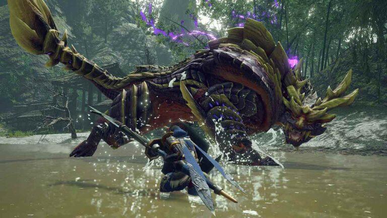 Digital Foundry выпустила новый ролик с техническим разбором Monster Hunter Rise