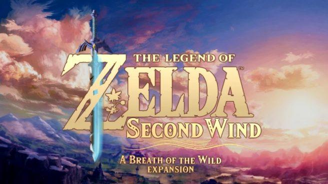 Read more about the article Фанаты Zelda: Breath of the Wild объединились, чтобы создать масштабный мод в форме DLC