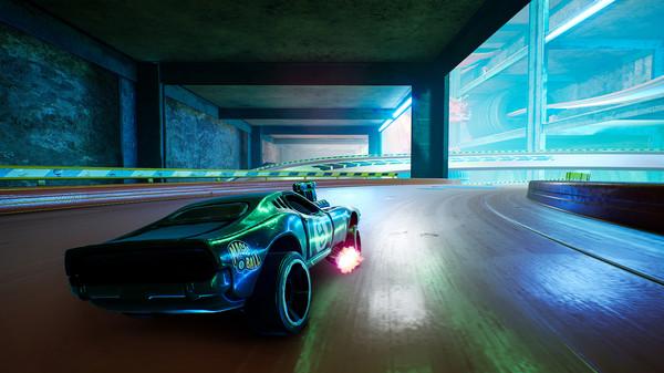 Дебютный геймплей Hot Wheels: Unleashed